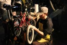 Fixing Kids' Bikes