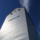 Clearwater Grain Elevator: 3D perspective
